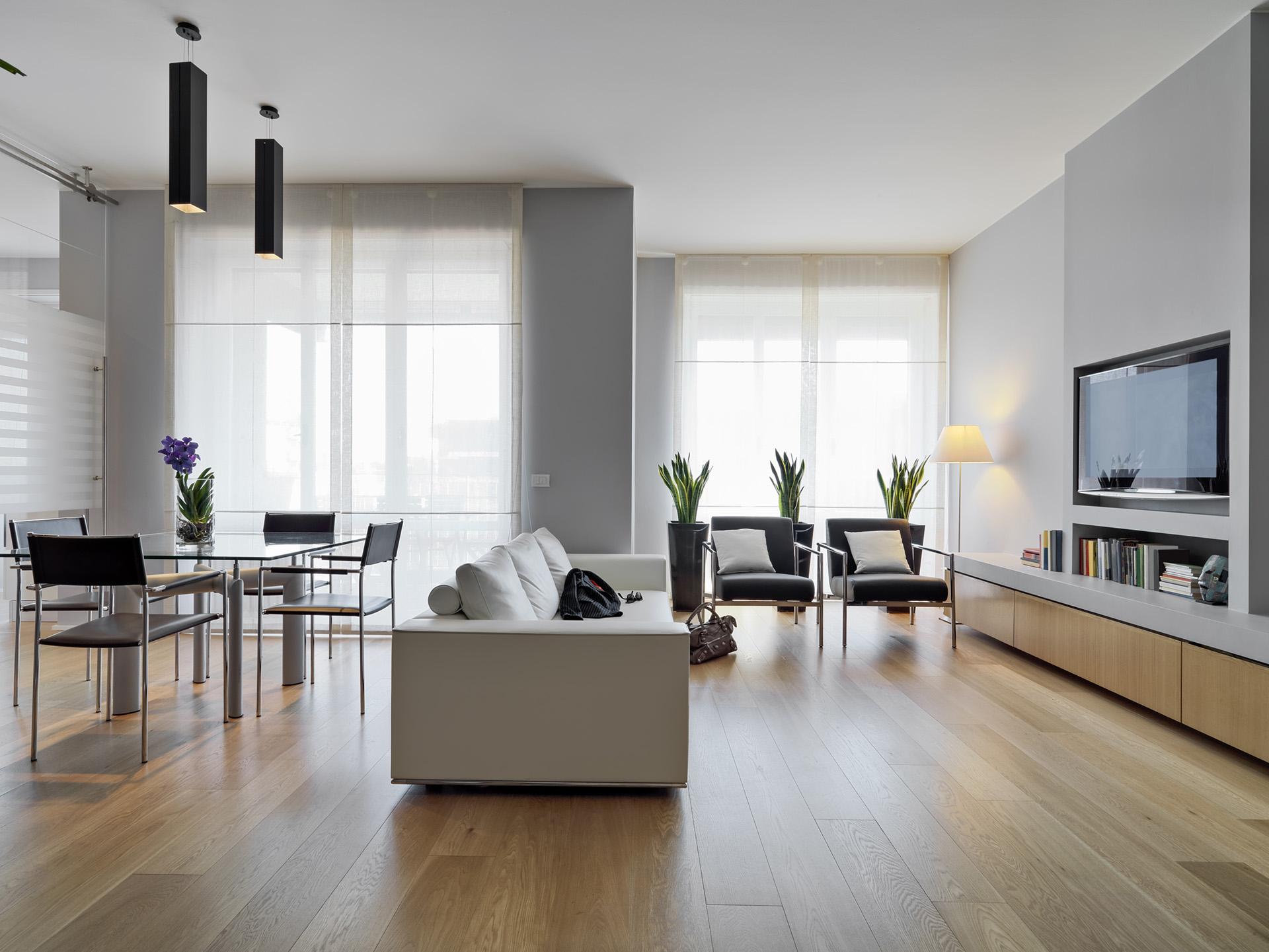 Tu suelo de madera sin ara azos ni manchas droguer a consum for Casa moderna que es