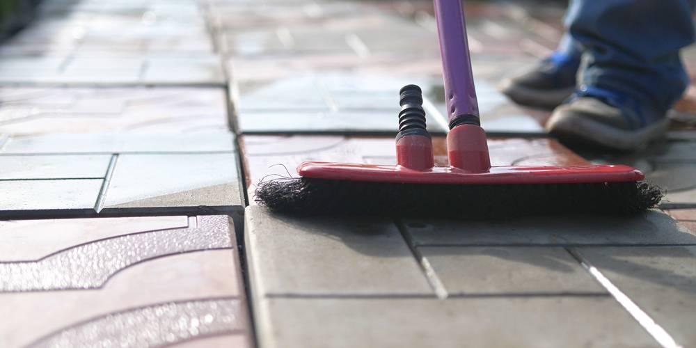 Cómo Limpiar Suelos De Terraza Y Exteriores Droguería