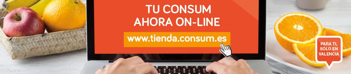 Tienda Online Consum