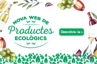 Banner productes ecològics