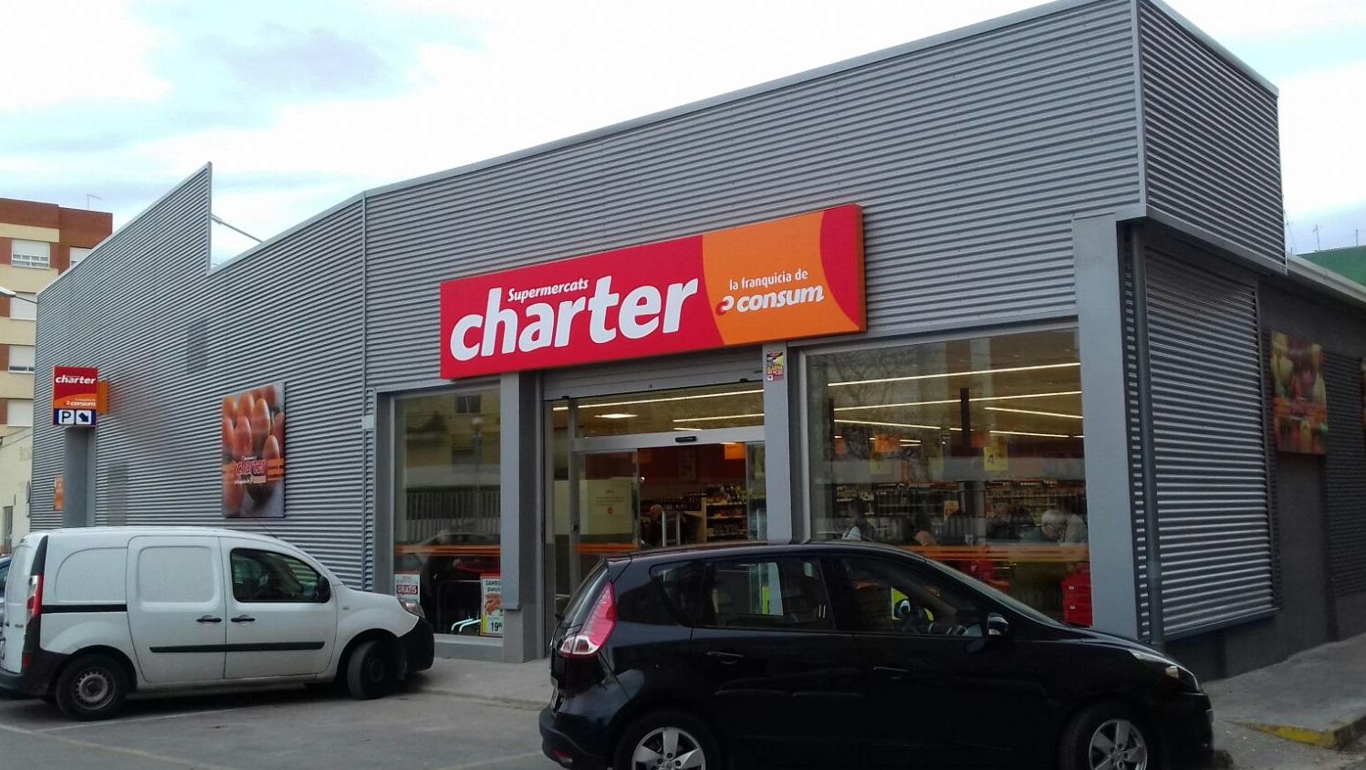 Charter Roza El Centenar De Supers En La Provincia De Valencia Con