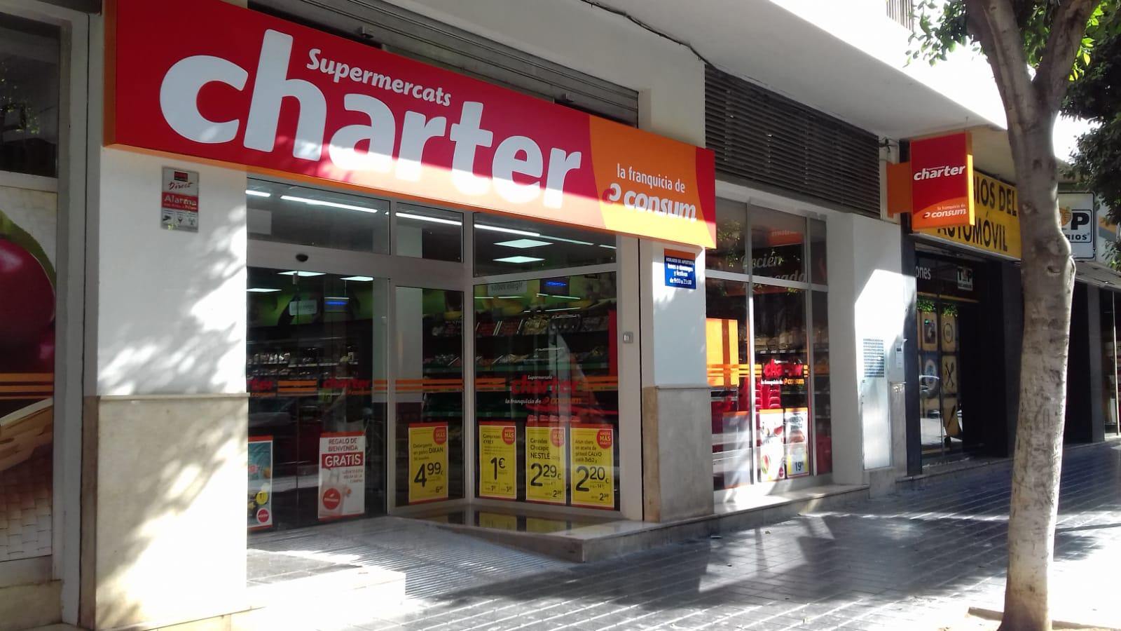 Charter Abre Un Nuevo Supermercado En Valencia Consum