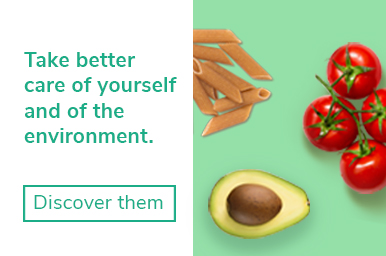 Discover organic products and take better care of yourself and of the environment